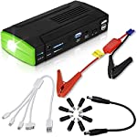 50000mAh Multi-functional Auto Car Jump Starter Emergency Power Bank Charger