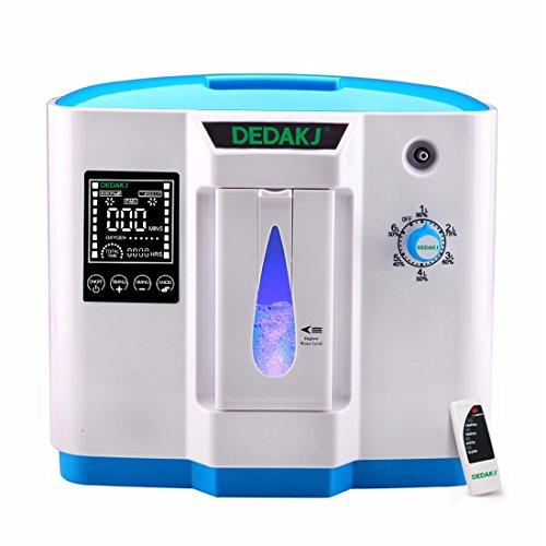 6L Tragbarer Sauerstoffkonzentrator 220v Etelux DDT-1B luftreiniger sauerstoff maschine haushalt und anwendung im krankenhaus immer 24 stunden molekularsieb Tragbarer Sauerstoffkonzentrator