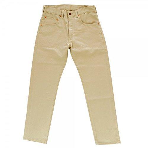 LEVI'S VINTAGE CLOTHING Jeans 519 beige 100% Baumwolle - Beige, Beige, 32W x 32L (Levi Vintage Clothing)