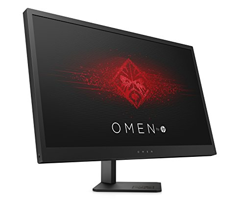 Omen by HP 25 - 24.5 inch Gaming Monitor (AMD FreeSync 1980 x 1080 Pixel entire HD (FHD) 1 ms 144Hz Refresh Rate) - Black UK