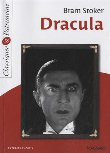 Book's Cover of Dracula