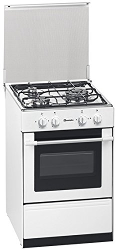 Meireles G 1530 DV - Cocina, Gas butano/propano, 44 L, Giratorio, Frente,...