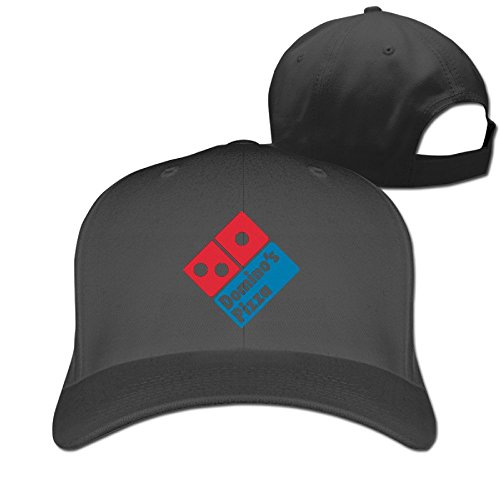 huseki-the-domino-s-pizza-logo-unisex-fashion-adjustable-pure-100-cotton-peaked-cap-sports-washed-ba