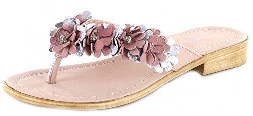 Marco Tozzi 27110 Damen Sandalen Pink Rose