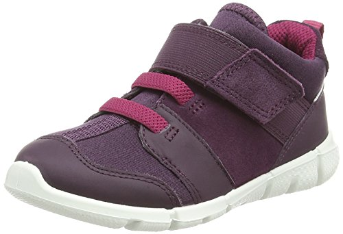 ECCO Baby Girls Intrinsic Mini Low-Top Sneakers, Purple (Mauve 51145), 5 UK