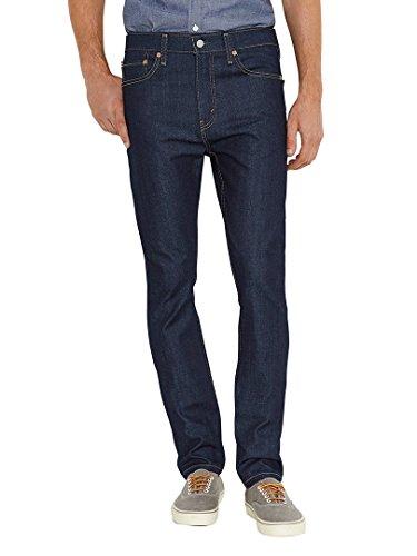 Levi's Hombre 510 flacos aptos de los pantalones vaqueros, Azul Levi's