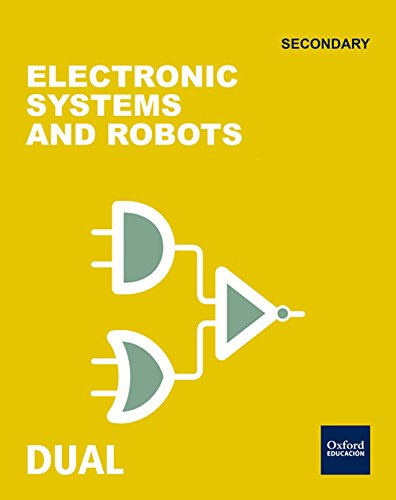 Inicia Dual Technology. Electronic Systems And Robots. Student's Book - 2º ESO - 9780190509279