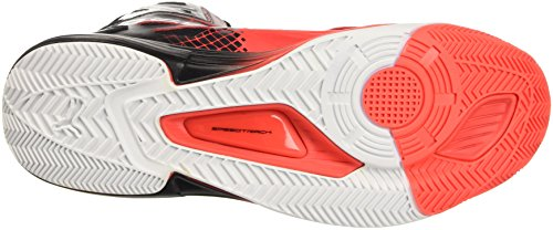 Puma Evospeed V1 High Scarpa da Calcio Red Blast/Bianco/Nero
