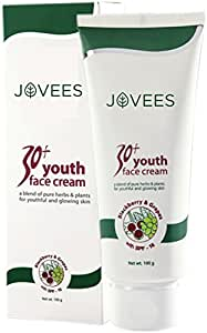 Jovees 30 + Youth Face Cream SPF-16, 100g