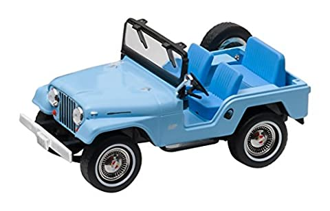 Greenlight Collectibles- 86310 - Jeep Cj 5 - Elvis Presley