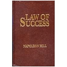 Law of Success by Napoleon Hill (2010-03-01)
