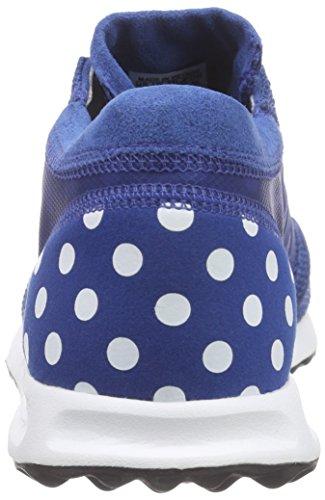 adidas Originals Los Angeles, Sneakers basses femme Blau (Dark Marine/Dark Marine/FTWR White)