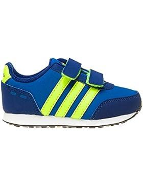 Adidas - VS Switch Inf - AW4849 - Color: Amarillo-Azul marino-Blanco - Size: 22.0