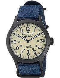 8e20f455e1dd Timex Expedition Scout 40 - Reloj para Hombre