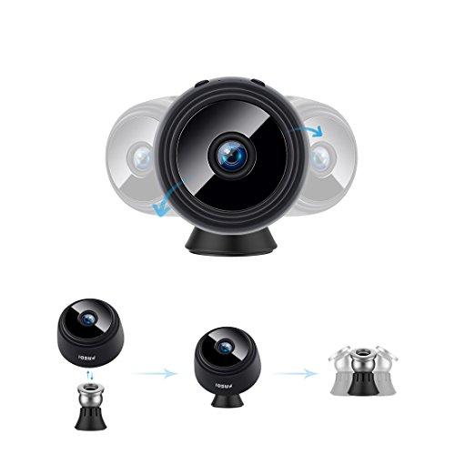 FREDI HD1080P WIFI telecamera Spia videocamera nascosta Microcamera Wireless Mini Camera spia microtelecamera wifi Hidden Spy Cam Videocamera di sorveglianza Interno IP telecamera di sorveglianza - 4