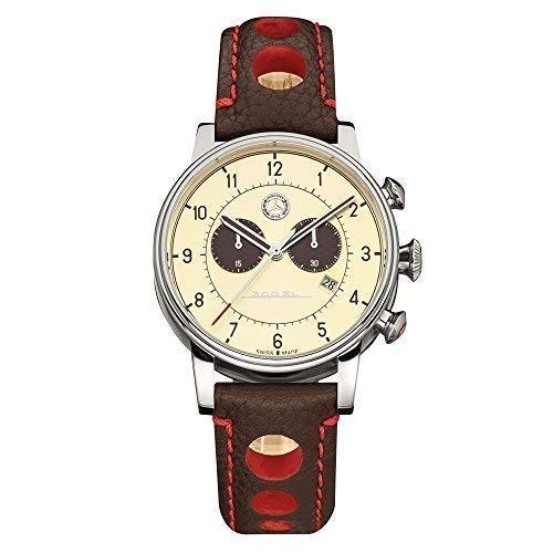 mercedes benz original reloj pulsera hombre cronógrafo highclassic 30