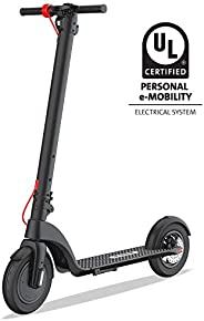 """Mahmayi X7 Electric Scooter, Up to 20 MPH, Detachable Long-Range Battery Up to 16 Miles, 8.5"""" Tubeless Ru"""