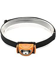 ThorFire LED Luz de Trabajo Portátil Faro 4 Nivel de Brillo USB Recargables Linterna para Camping, Correr, Ciclismo, Escalada, Leer