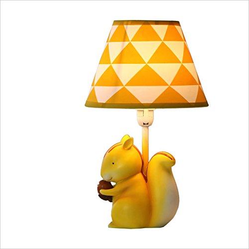Preisvergleich Produktbild WSXXN Tischlampe Dimmbare LED Schlafzimmer Nachttischlampe Warmes Licht Warm Kreative Kinderzimmer Schöne Geburtstagsgeschenk (Farbe : Style a)