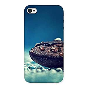 Impressive Pebbels Chocolate Drops Multiple Back Case Cover for iPhone 4 4s