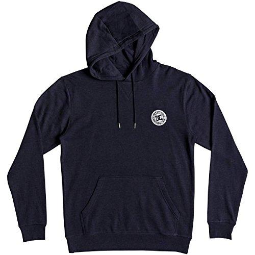 DC Men's Rebel Pullover Hoodie Fleece Jacket Hooded Sweatshirt