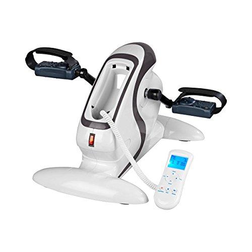 Rehaforum RFM Pedaltrainer Deluxe, Heimtrainer Bewegungstrainer Arme & Beine, mit Display & Fernbedienung, Trainingsgerät