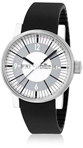 Fortis Spacematic Classic Day/Date Men's Automatic Watch 623.10.37 SI.01