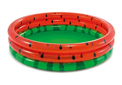 Intex Watermelon Aufblasbarer Pool, Multi Color