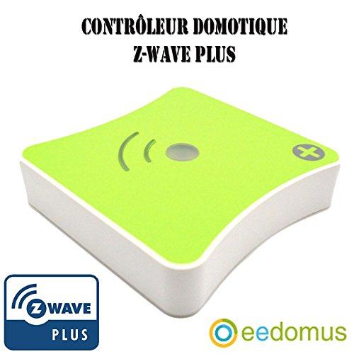 CONNECTED OBJECT Contrôleur domotique Z-Wave Plus eedomus+