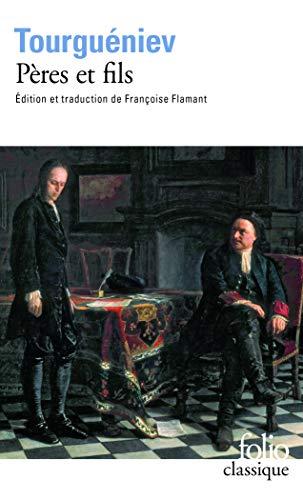 Pères et fils (Folio Classique) por Ivan Tourguéniev