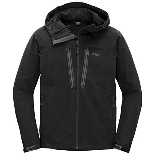 mens-ferrosi-summit-hooded-jacket-black-small