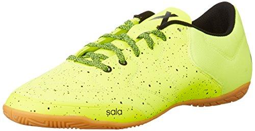 adidas X 15.3 Ct, Entraînement Football homme Jaune - Yellow (Solar yellow/Core Black/Gum M1)