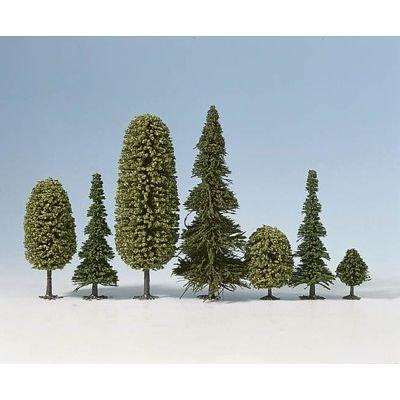 32511 - NOCH - Mischwald, 25 Bäume 40-100 mm