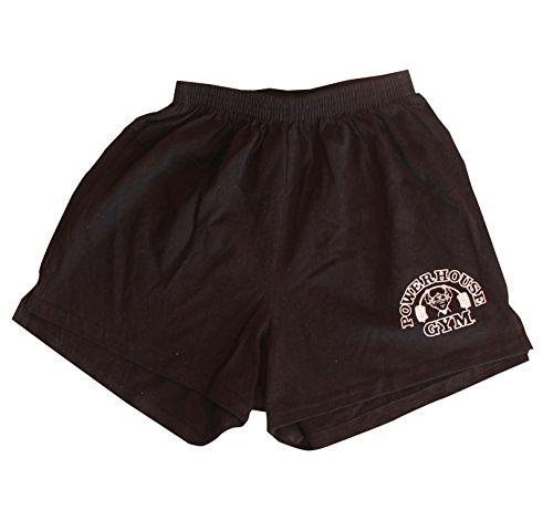 2c188577b5fd2 PH601 Powerhouse Gym Shorts L Black