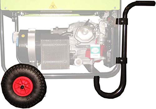 Pramac Radsatz Standard PY000A0000Z f.E ES und PX-Serie Zubehör für USV-Anlagen 8018539051006