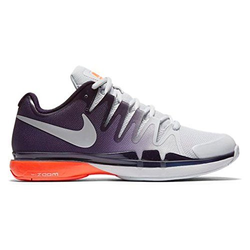 Nike 631458-005, Sneakers basses garçon Argenté