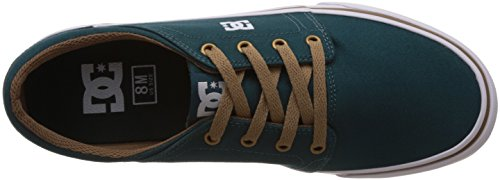 DC Shoes  Trase Tx M, Sneakers Basses homme Grün (Tea)