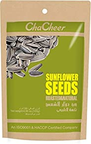 ChaCheer Natural Sunflower Seeds Roasted - 130 g