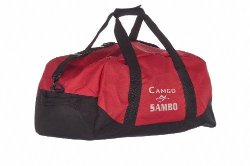 Kindertasche rot/schwarz Sambo