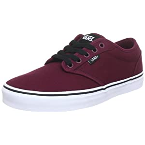 41SXDiW4D5L. SS300  - Vans Atwood, Men's Low-Top Trainers