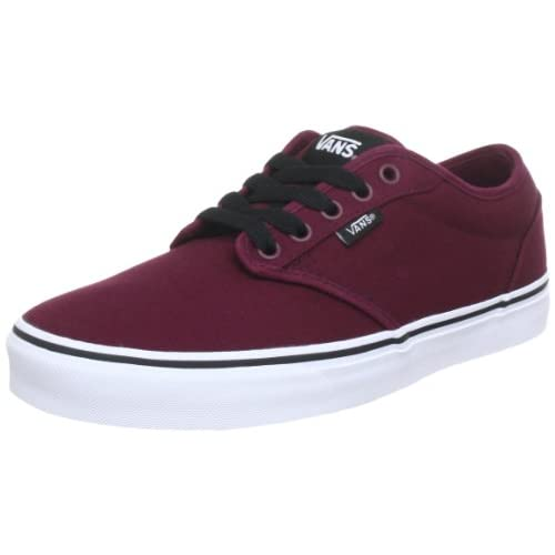 41SXDiW4D5L. SS500  - Vans Atwood, Men's Low-Top Trainers