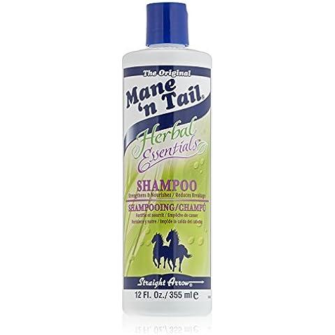 Mane 'n coda Herbal Shampoo, 355 ml