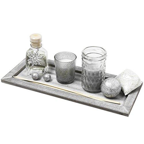 Multistore 2002 Duftset Duftöl mit Schale Kerzen Stäbchen, Lufterfrischer Raumerfrischer Raumduft Geschenkset Reed Diffuser