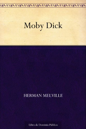 Moby Dick por Herman Melville