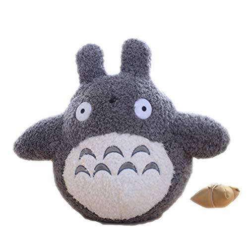 Creamon Cartoon Plüsch Totoro Spielzeug, Cartoon Plüsch Totoro Spielzeug Gefüllte Babypuppe Nette Filmfigur Kinder Geburtstagsgeschenk 20 cm
