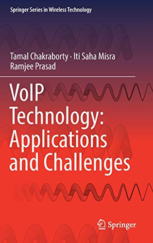 Lan Voip Wireless (VoIP Technology: Applications and Challenges (Springer Series in Wireless Technology))