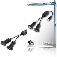 König USB an 2x Seriell