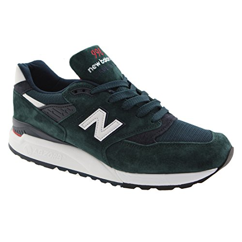 "Shoes New Balance 998 ""Made in USA"" (M998CHI) Verde"