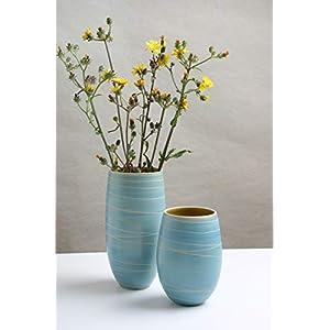 Hohe elegante Vase
