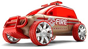 Automoblox: X9 Fire (red-186)